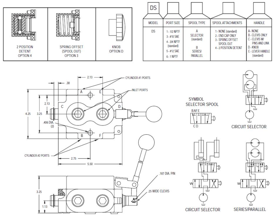 hydraulic schematic solidworks