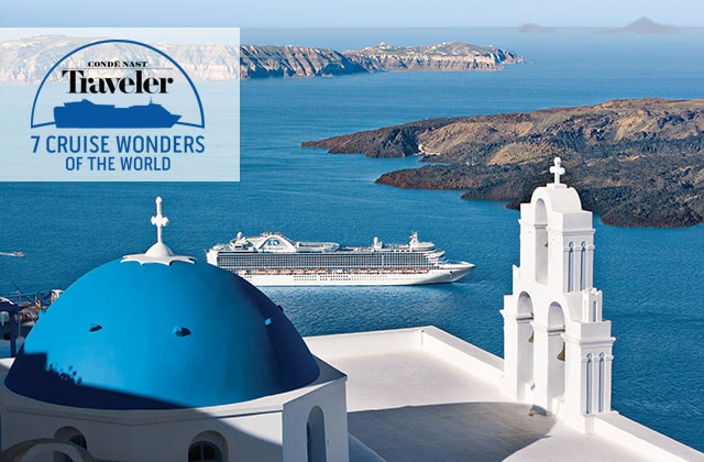 Mediterranean, Greek  Italian Cruises - Princess Cruises