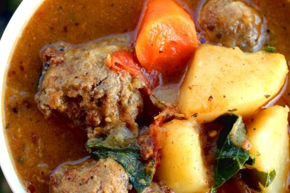 Boerewors Stew