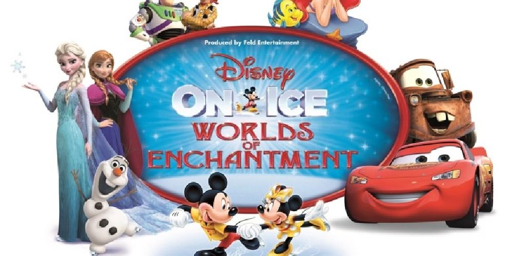 Disney on Ice Skates into Southern California