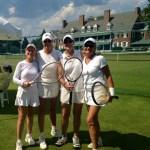 Patti, Lola, Jane Huff and Ingrid Rehwinkel
