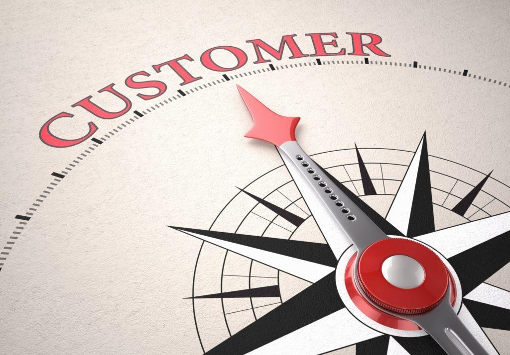 New Year resolution Customer Focus · Principelle