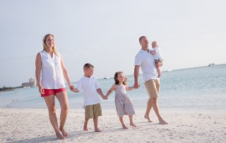 family pictures in aruba