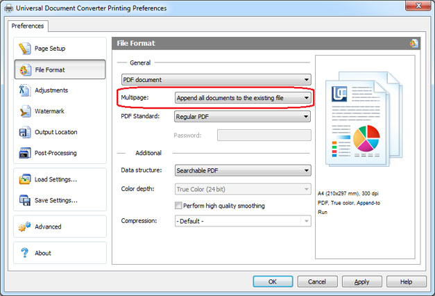 How to Save Outlook Message as PDF - Universal Document Converter
