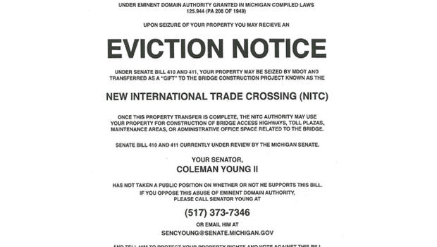 Eviction Notice Real Estate Forms - eviction notice