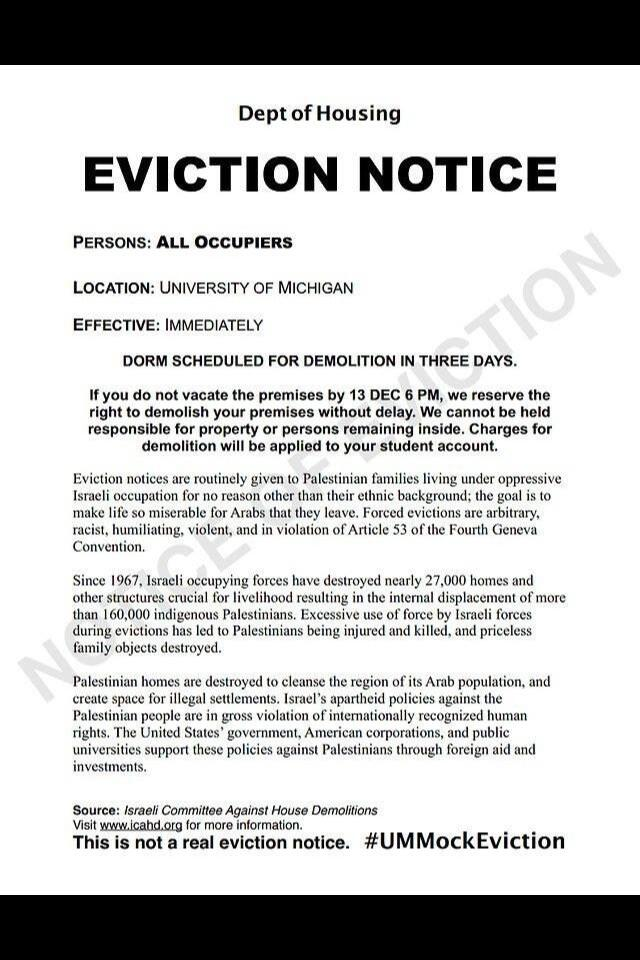 free eviction notice template sample eviction notice form