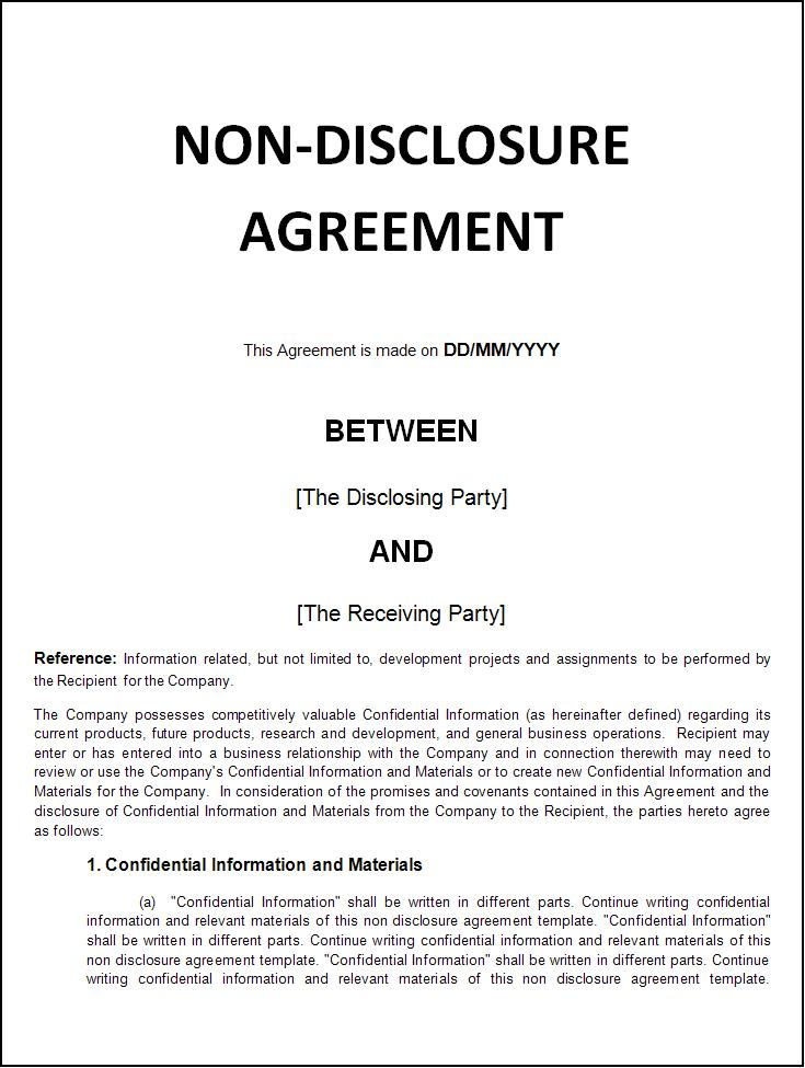 Investment Contract Agreement How To Type Up A Lease Agreement - lease document template