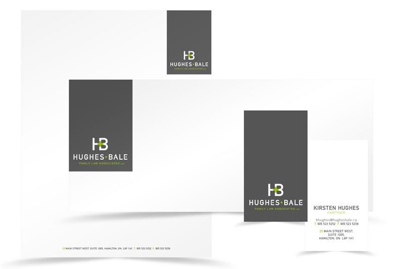 Business Stationery Company Letterhead Print Three Burlington