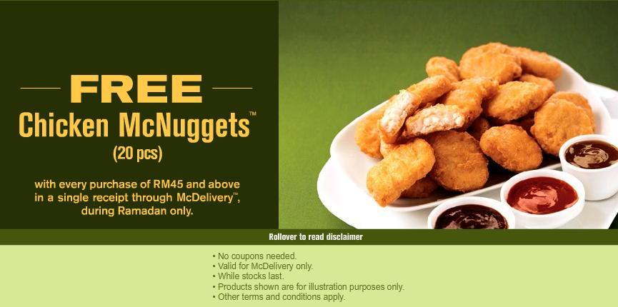 McDonalds Menu Coupons \u2013 Printable (3) \u2013 Printable Coupons Online