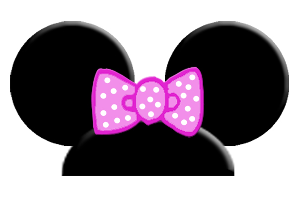 8 Best Images Of Minnie Mouse Ears Printable Template