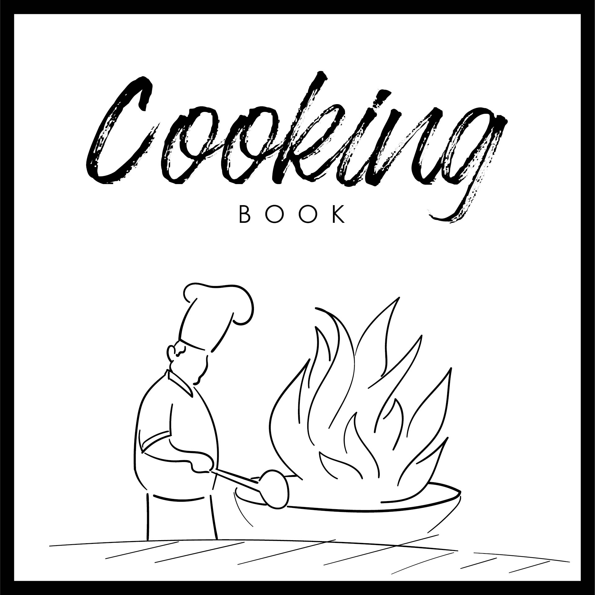 cookbook cover template free costumepartyrun
