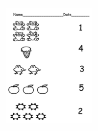 6 Best Images of Pre-K Worksheets Packets Printable - Free ...