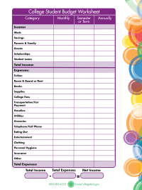 7 Best Images of Printables For College Students - College ...