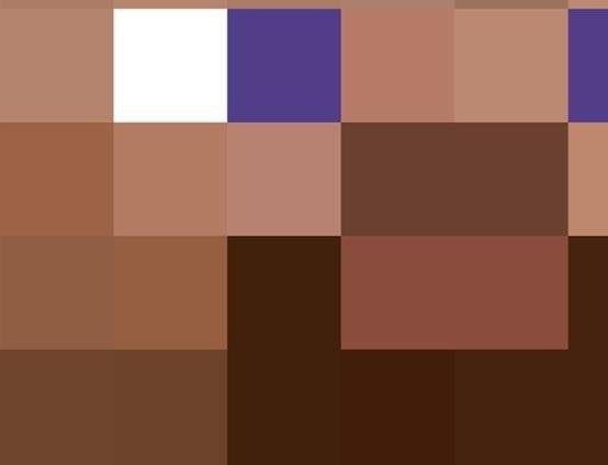 4 Best Images Of Minecraft Steve Head Printable