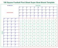 8 Best Images of Printable Football Pool Sheets ...