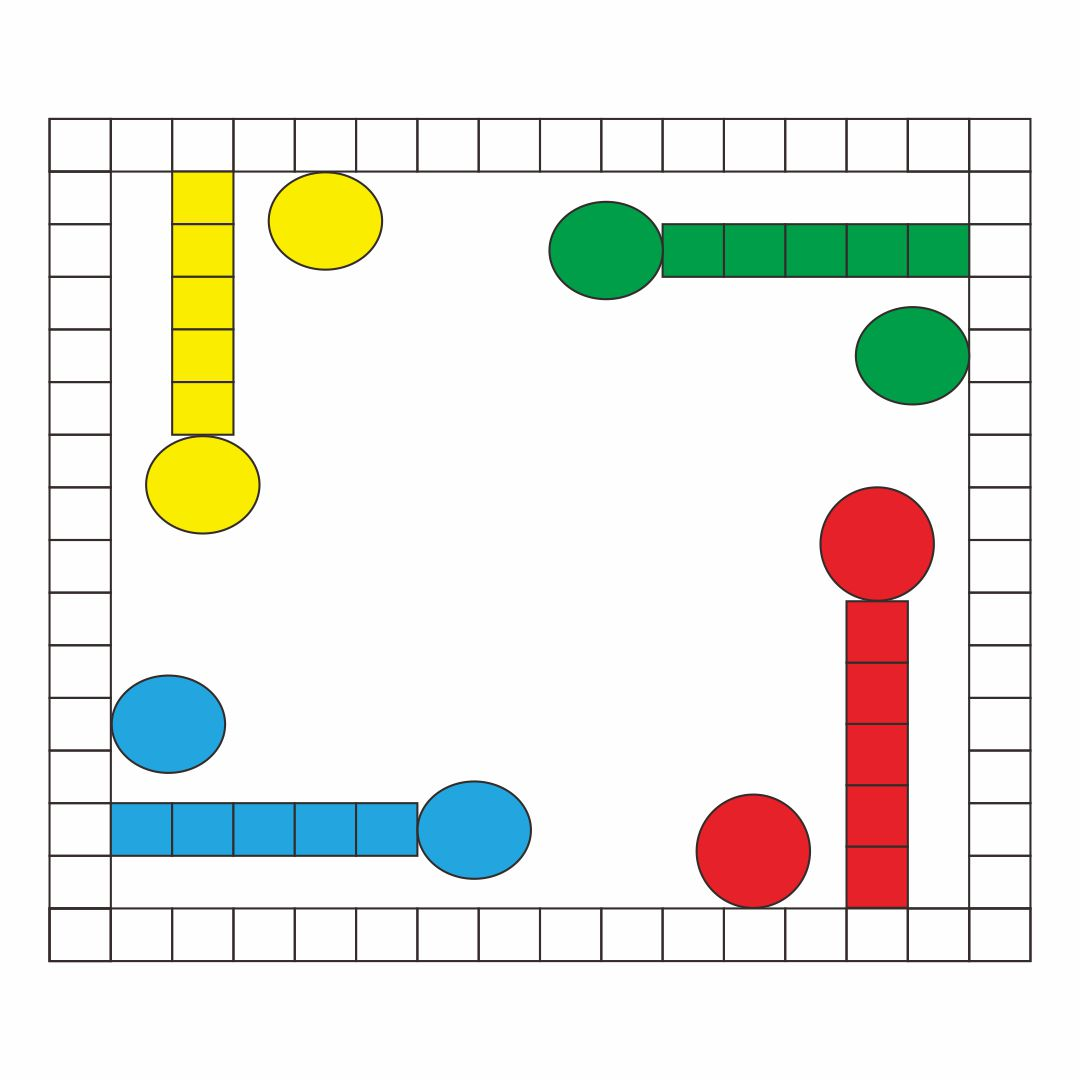 √ 7 Best Images of Printable Sorry Board Game Pieces