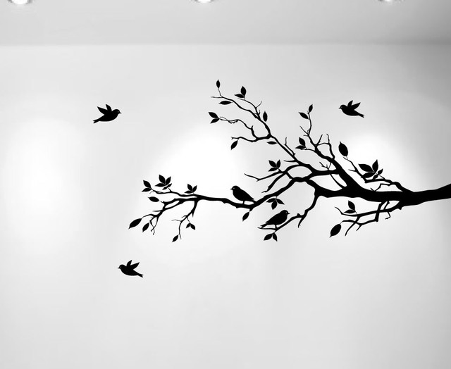 √ 5 Best Images of Tree Branch Stencils Printable