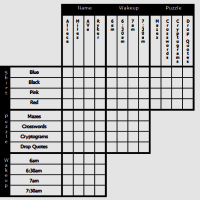 4 Best Images of Printable Logic Worksheets - Printable ...