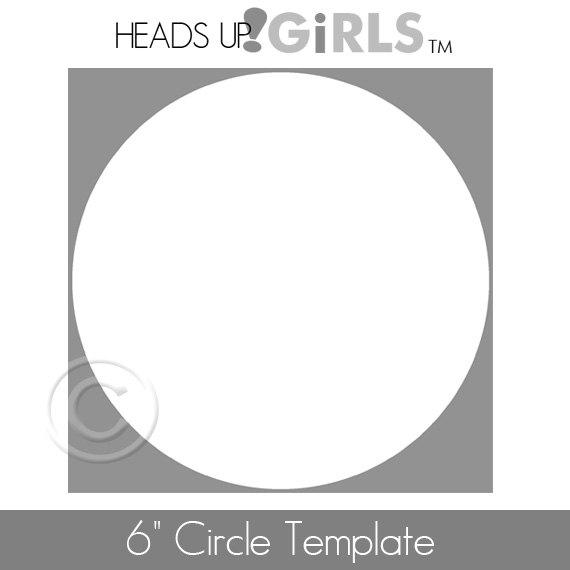 Dorable Large Circle Template Festooning - Resume Ideas - namanasa.com