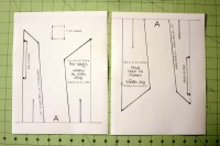 8 Best Images of Printable Sewing Pattern Tie