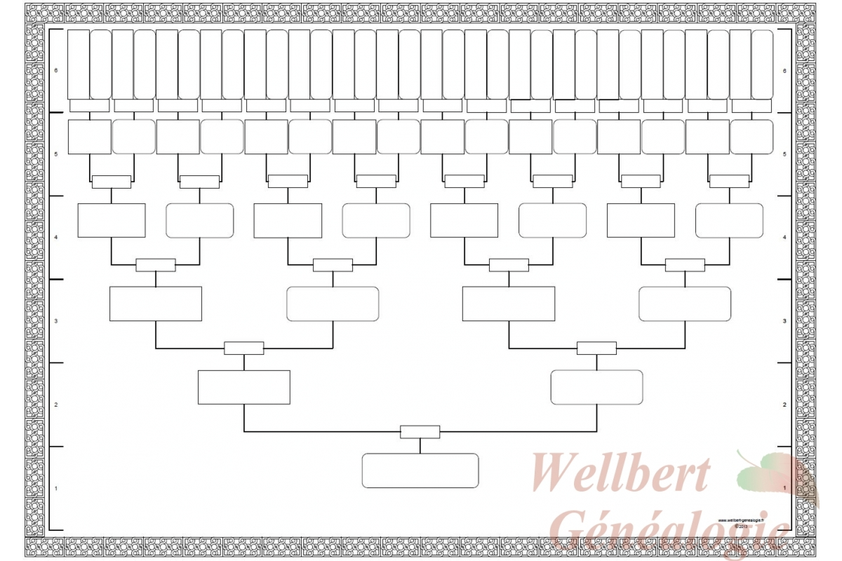 11 generation family tree template - 11 generation family tree template choice image template