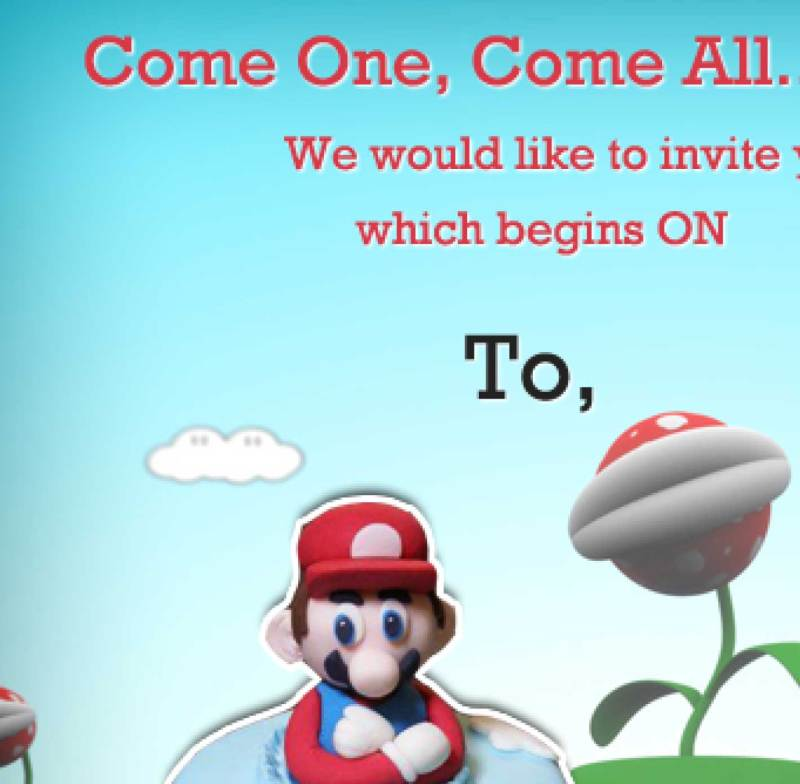 free online birthday invitation cards for kids | Invitationswedd.org