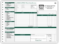 Landscape Estimate Templates Free Printable