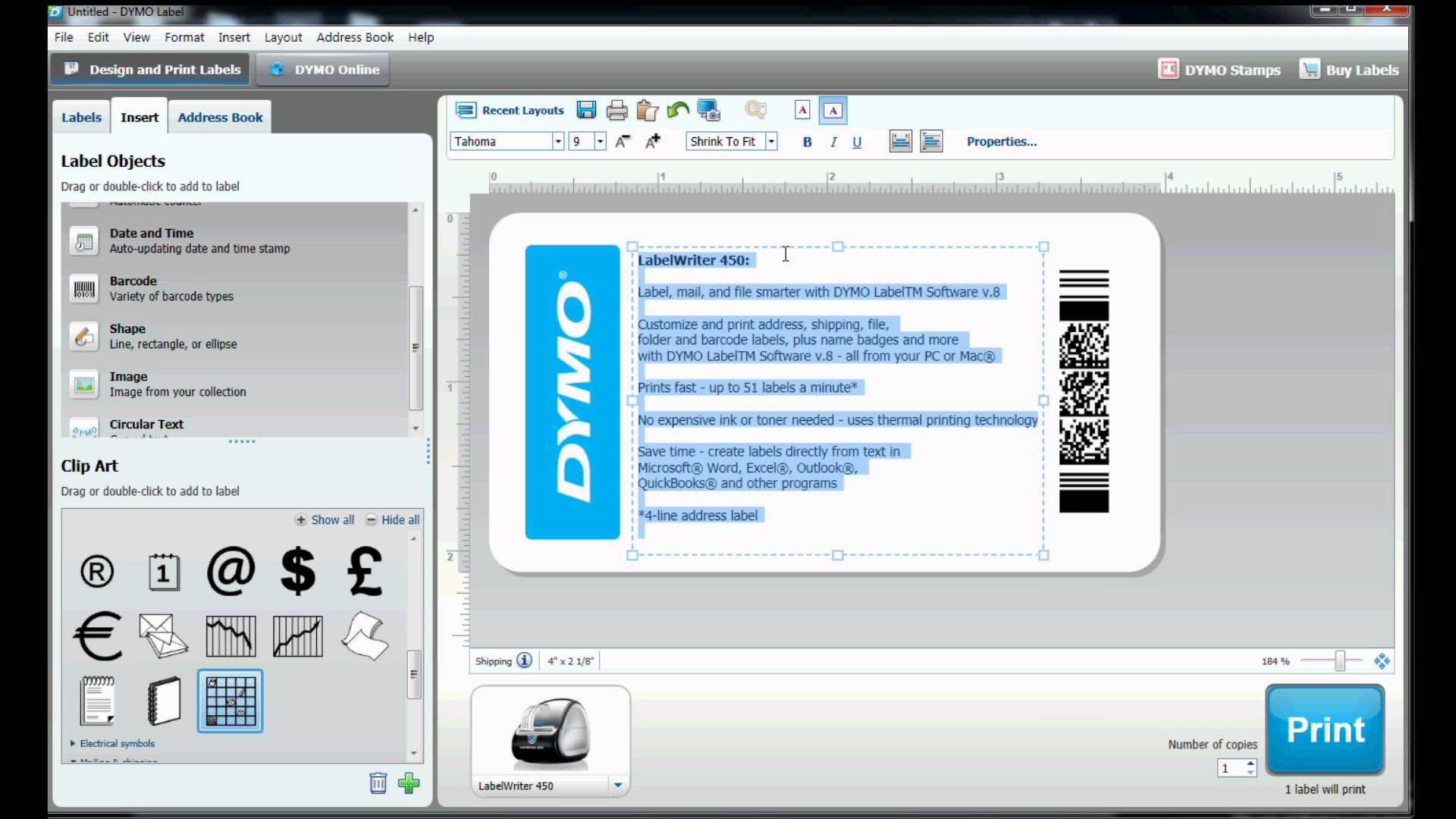 Label Template Software Printable Label Templates
