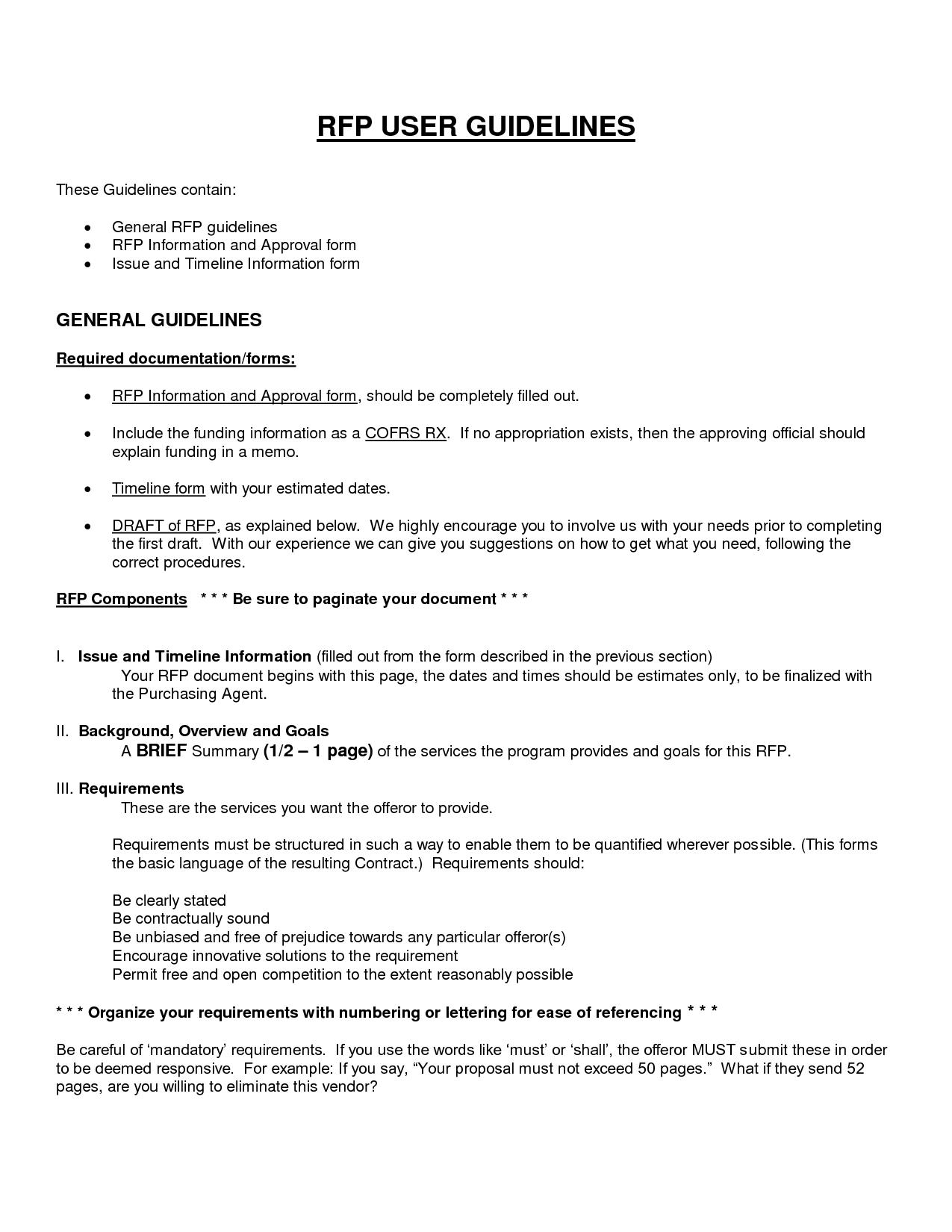 Business Proposal Sample Memo | Sample Job Application Letter