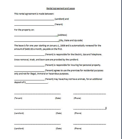Free Printable Personal Training Contract Template Form (GENERIC) - legal contracts templates free