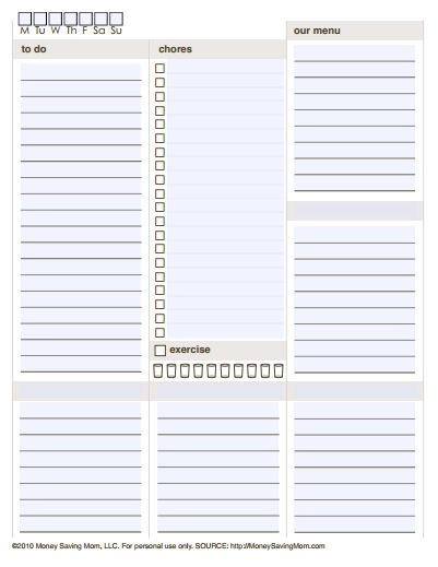 free downloadable daily planner - Goalgoodwinmetals - downloadable daily planner
