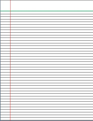 ruled-White-Paper-lines-Template - white paper template