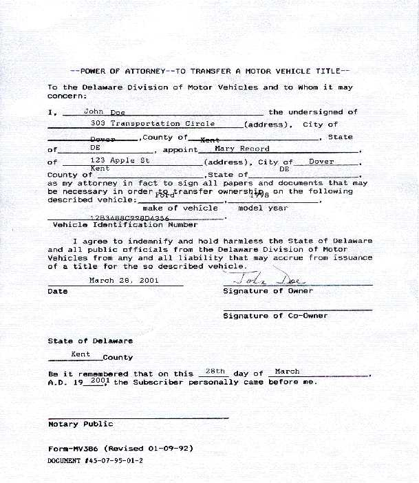 document-printable-cali-poa - sample limited power of attorney form