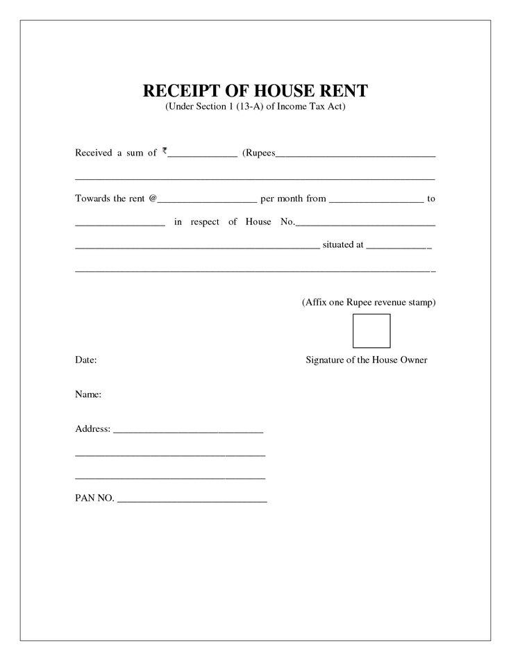 rent slip format pdf