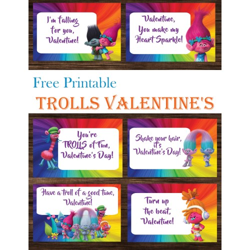 Medium Crop Of Free Valentine Printables