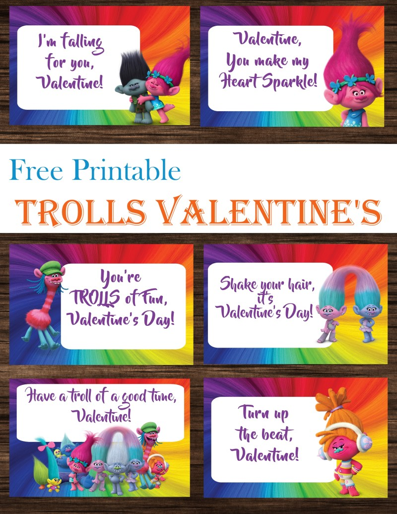 Large Of Free Valentine Printables