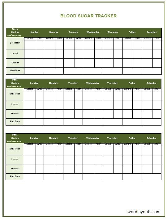 diabetes log book template - Alannoscrapleftbehind - glucose log sheets printable