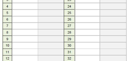 13 Free Sample Softball Score Sheet Templates Printable Samples
