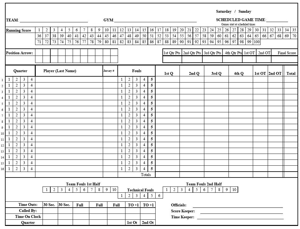 Cricket Score Sheet Cricket Score Sheet Dowload To Make Your Own - softball score sheet template
