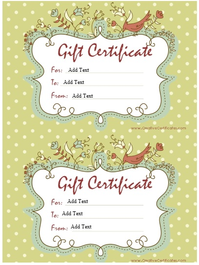 Doc#600600 How to Create a Gift Certificate in Word u2013 Tips for - gift certificate template word 2003