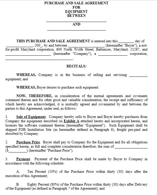 buy sell contract template - Alannoscrapleftbehind