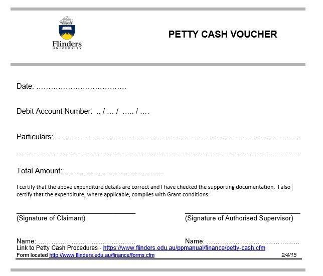 Doc#461649 Petty Cash Slips Template u2013 Petty Cash Voucher - petty cash voucher template