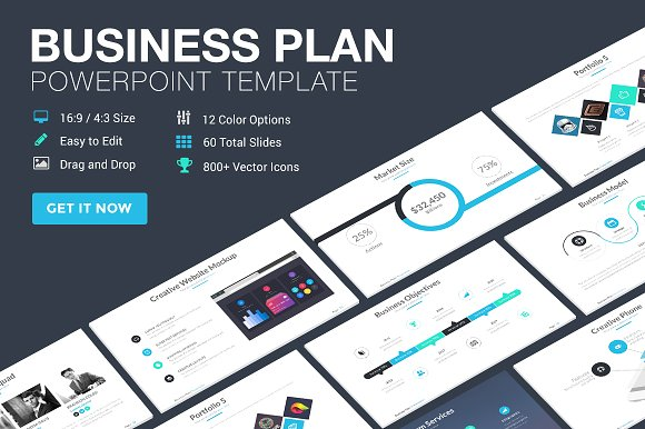 Business Plan Presentation Template Free printable schedule template