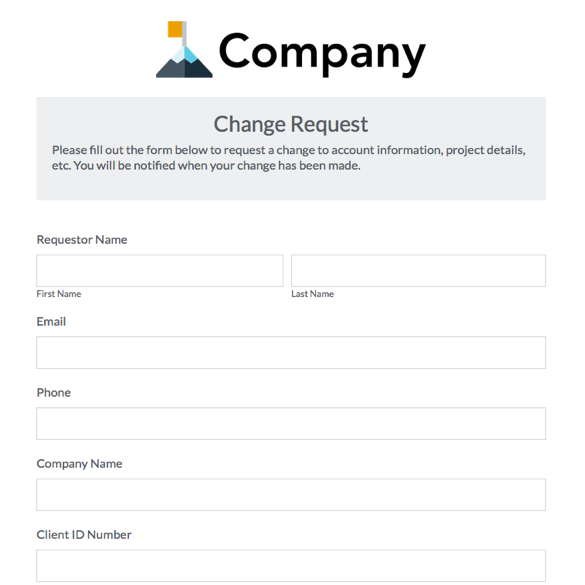 Work Schedule Change Request Form Template printable schedule template