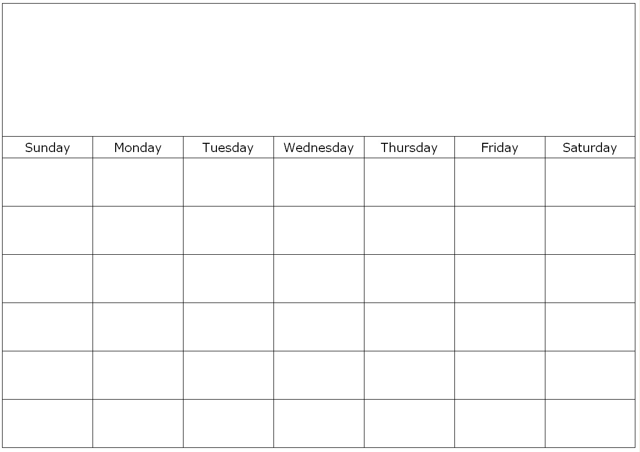 Blank Google Calendar : Write on printable calendar autos we