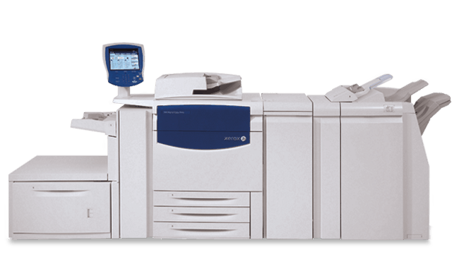 Our digital printing press