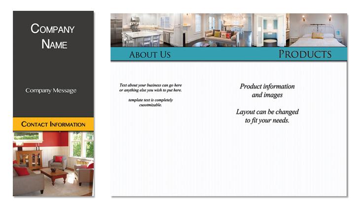 Brochure Printing 500 brochures $18240, 1000 Color Brochures $255