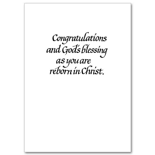 Baptism Cards - The Printery House