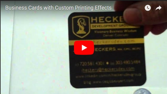Business Cards Samples Printing Examples and Design Ideas