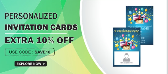 Business Invitation Cards - Custom Corporate Invitation Cards with